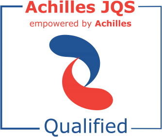 Achilles JQS Certificate of Qualification